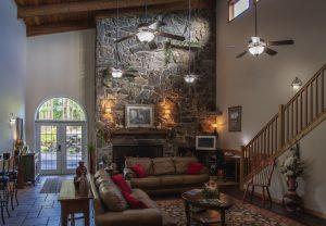 Fireside Lobby Venue
